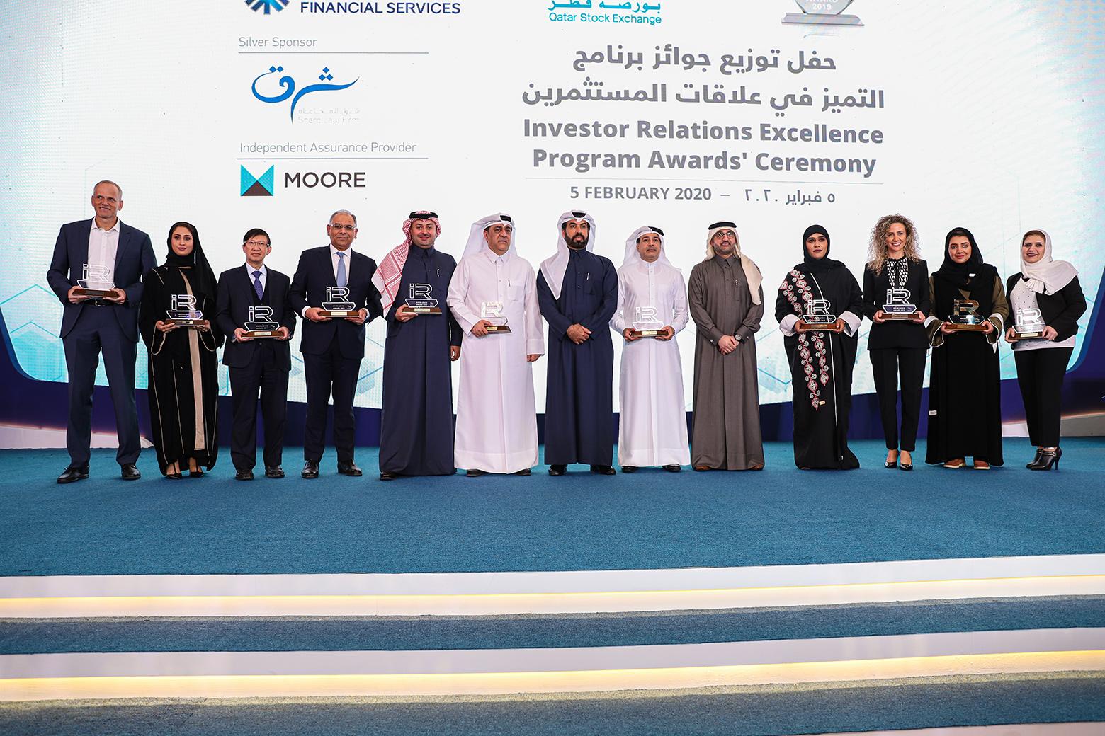 IR Group Winners